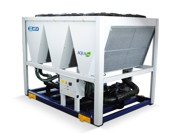 Delta-Temp luchtgekoelde chiller, ijswatermachine kopen