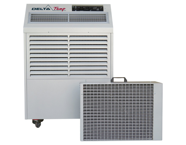 Rent portable split airco 6.7