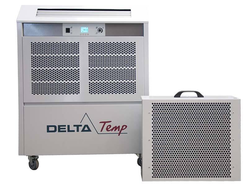 Mobiles Split-Klimagerät