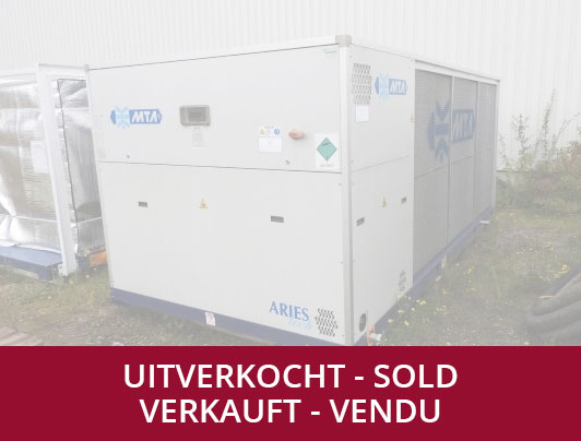 Groupe de froid occasion 330 kW