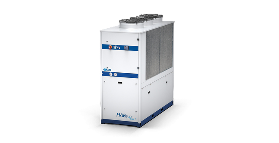 Luchtgekoelde warmtepomp HAEevo Tech