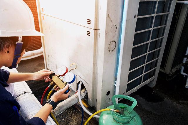 Mobile Ersatzkühlung mieten
